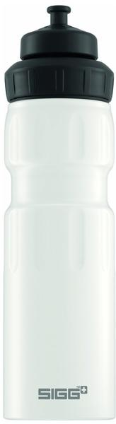 SIGG Wide Mouth Sports white touch (750 ml)