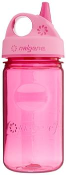 Nalgene Grip 'n Gulp 0.35L pink