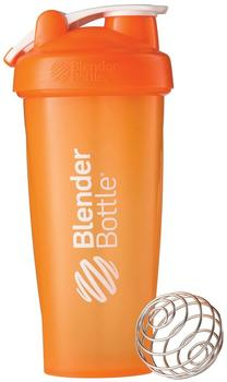 BlenderBottle Classic 820ml full color orange