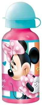 p:os Disney Minnie Mouse rosa/hellblau 0,4 l
