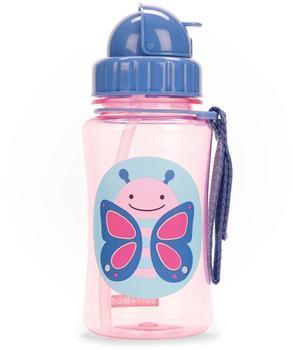 Skip Hop Straw Bottle Zoo Butterfly 0,35 l