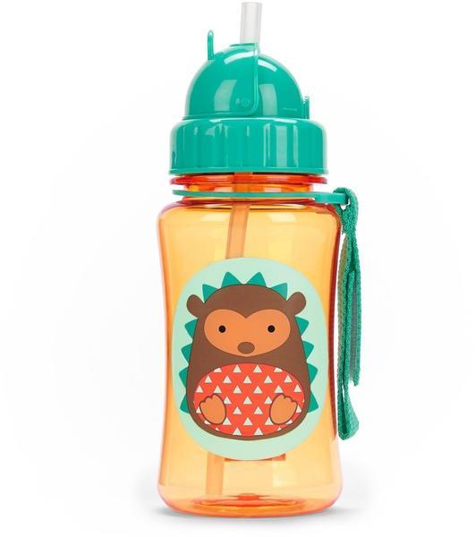 Skip Hop Trinkflasche mit Strohhalm
