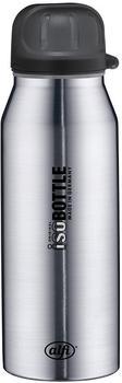 alfi IsoBottle II Pure Edelstahl 0,35 l