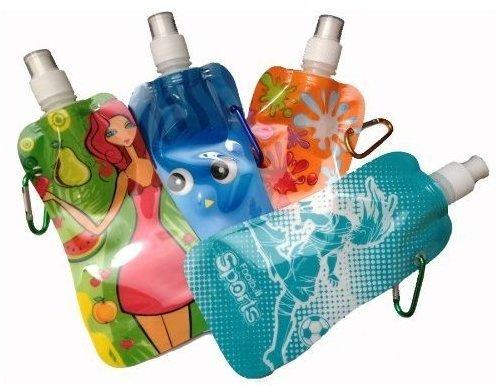Trinkflasche verschiedene Farben 0,5 l