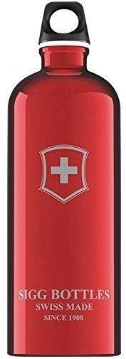 SIGG Swiss Emblem (1000 ml) red