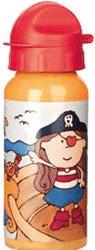 Sigikid Kindertrinkflasche Käpt'n Kitta (400 ml)