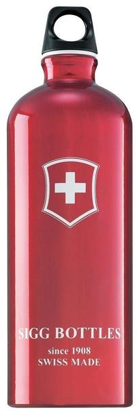 SIGG Swiss Logo Red