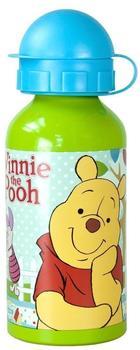 P:os Aluflasche Winnie the Pooh (400 ml)