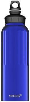 SIGG Wide Mouth Traveller dunkelblau