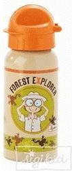 Sigikid Kindertrinkflasche Forest Explorer 18 x 6,5 cm