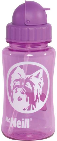 McNeill Getränkeflasche (350 ml) lila