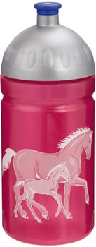 Step by Step Trinkflasche Horse Family