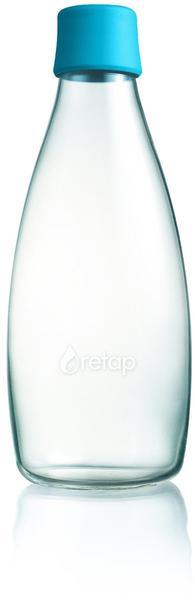 Retap Flasche 0,8L petrol