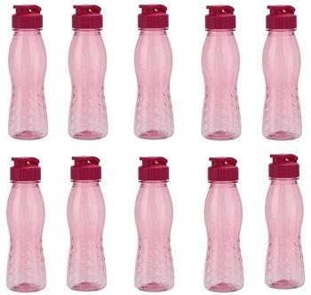 steuber-10-stueck-culinario-trinkflasche-flip-top-bpa-frei-700-ml-inhalt
