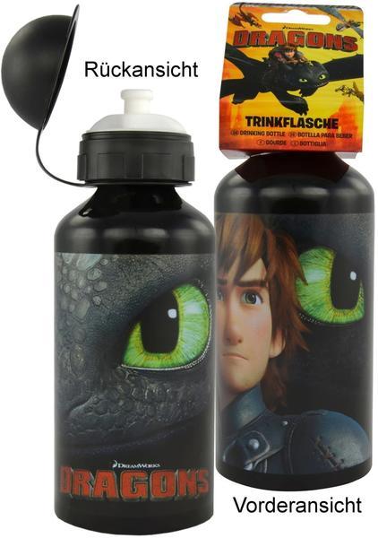 Dragons schwarz 0,4 l