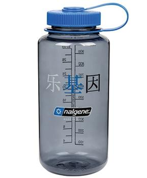 Nalgene Wide Mouth Happy Gene Gray/Blue 1 l