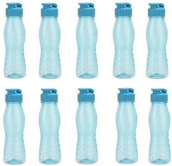 steuber-10-stueck-culinario-trinkflasche-flip-top-bpa-frei-700-ml-inhalt-hellblau