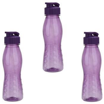 steuber-3-stueck-culinario-trinkflasche-flip-top-bpa-frei-700-ml-inhalt-lila