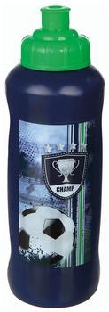 Undercover Football Cup blau/grün 0,45 l