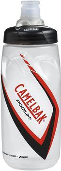 Camelbak Podium Chill Clear/Crimson Logo 0,71 l