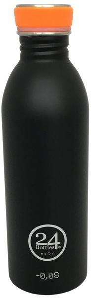 24Bottles Urban Bottle 0,5L tuxedo black