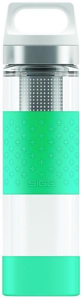 Sigg Hot & Cold Glas Aquamarine 0,4 l