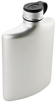 GSI Hip Flask silber 0,236 l