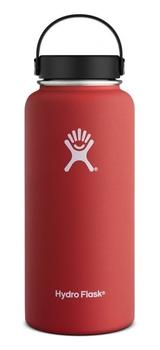 Hydro Flask Wide Mouth - Thermoflasche graphite