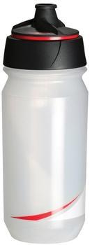 Tacx Shanti transparent/rot 0,5 l
