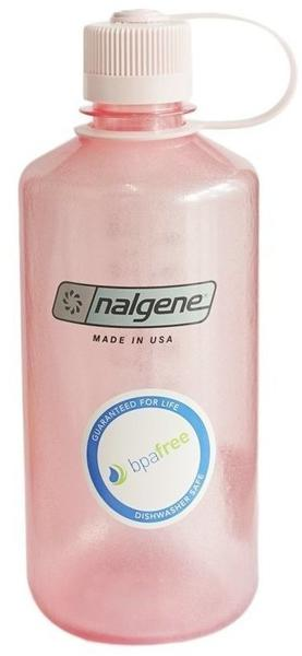 Nalgene Narrow Mouth (1L) Fire Pink