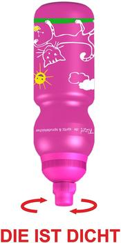 Trinkflaschenexpress Fizzii Katze 0,33 l