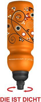 fizzii-trinkflasche-600ml-blumenornamente