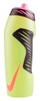 Nike Trinkflasche neongelb