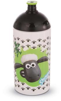 NICI Trinkflasche Shaun das Schaf