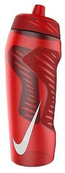 Nike Trinkflasche University Red/Gym Red/White, 700 ml,