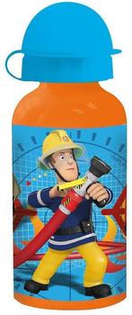 P:os Aluflasche Feuerwehrmann Sam (400 ml)