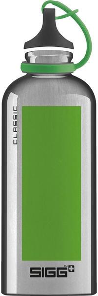 SIGG Classic Accent 0,6l Green