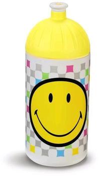 NICI Trinkflasche Smiley 0,5l