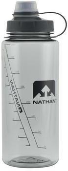 Nathan Little Shot 750 ml Trinkflasche grau