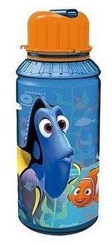p:os Tritanflasche mit Strohhalm Findet Dorie, blau/orange (1 Stück)