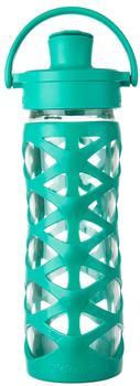 Lifefactory Trinkflasche Active Flip Cap aquatic green 475 ml