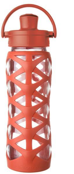 lifefactory Glas-Trinkflasche 650ml