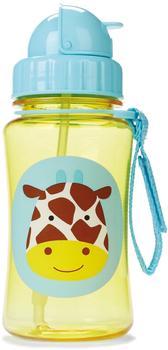 Skip Hop SKI-STRAWBOT-GIRAF Trinklernflasche, Motiv Giraffe