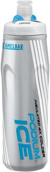 Camelbak Podium Ice Trinkflasche 620ml Cosmic Blue
