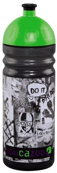 Coocazoo Trinkflasche JuicyLucy Graffiti