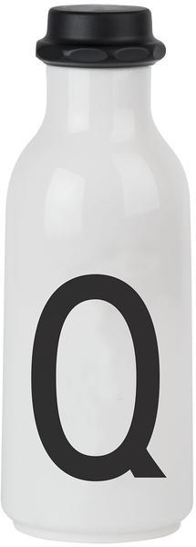 Design Letters Trinkflasche Q