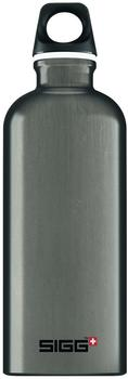Sigg Traveller Smoked pearl Trinkflasche 0,6l