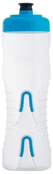 Fabric Waterbottle Cageless blau