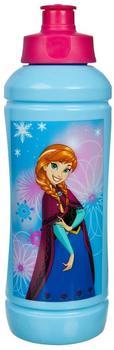 Undercover Trinkflasche (450ml) Disney Frozen blau