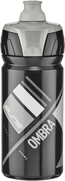 Elite Ombra Trinkflasche 550ml Black-Grau
